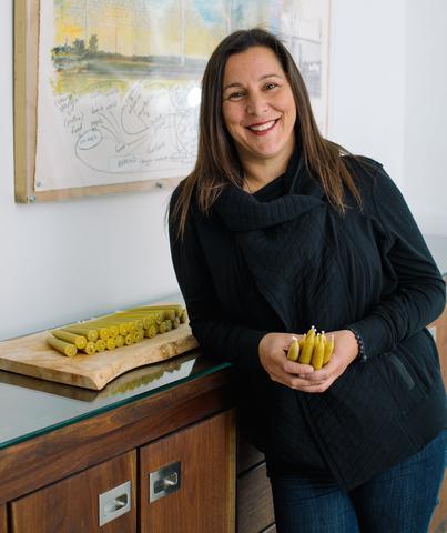 Interviews with Interesting Jews: Lisa Borden